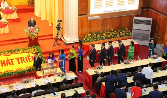65 đồng chí được bầu vào BCH Đảng bộ tỉnh Thanh Hóa khóa XIX, nhiệm kỳ 2020-2025