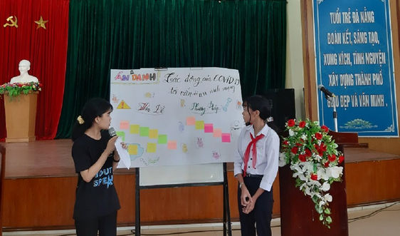 Tác động dịch COVID-19 đến thanh thiếu niên Đà Nẵng