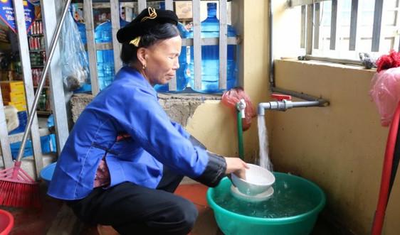 Lạng Sơn: Siết chặt quản lý hoạt động khai thác, kinh doanh nước sạch