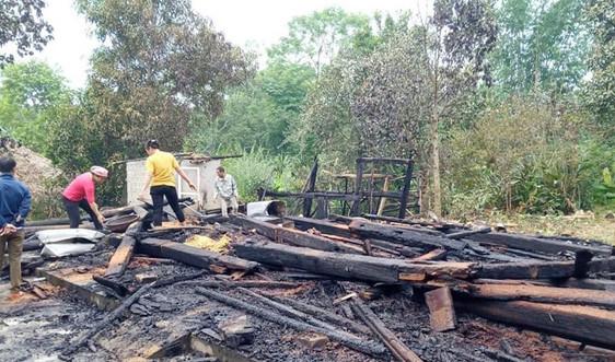 Lào Cai: Liên tiếp xảy ra nhiều vụ hỏa hoạn gây thiệt hại tài sản của người dân