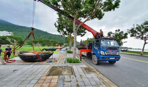 Đà Nẵng: Thời tiết nắng ráo, dân thấp thỏm trước khi bão số 9 đổ bộ