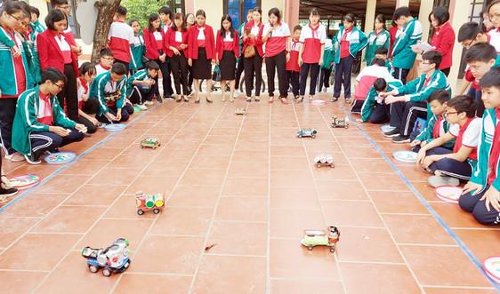 Lào Cai: Nâng cao ý thức bảo vệ môi trường cho học sinh thông qua giáo dục STEM
