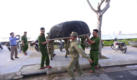 Ứng phó bão số 9, Đà Nẵng di dân diện rộng
