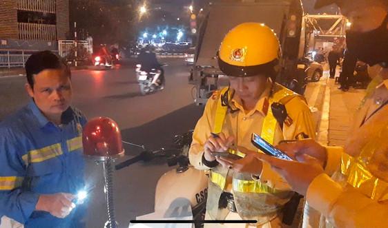 Hà Nội: Xử lý nghiêm các xe vi phạm môi trường