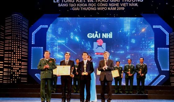 BSR đạt nhiều Giải thưởng Sáng tạo Khoa học công nghệ Việt Nam