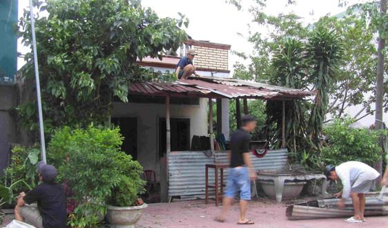 Bình Định thiệt hại gần 211 tỷ đồng sau cơn bão số 9