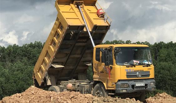 Cao Bằng: Cần xử lý triệt để tình trạng đổ thải trái phép san lấp đất nông, lâm nghiệp