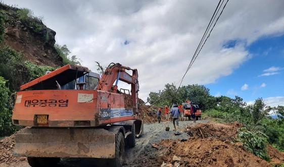 Sạt lở vùi lấp 53 người ở Quảng Nam: Đã tìm thấy 16 thi thể