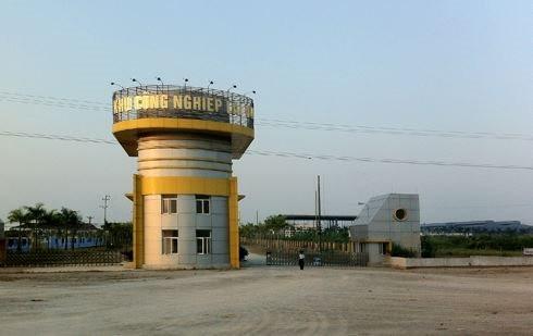 Hải Dương: Khu công nghiệp Lai Vu vẫn chưa hoàn thành các công trình bảo vệ môi trường