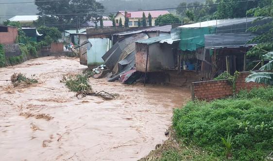 Gia Lai, Kon Tum: Khẩn trương khắc phục thiệt hại sau bão số 9