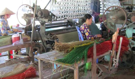 Nghĩ về nguồn tài nguyên cây lác ở Vũng Liêm