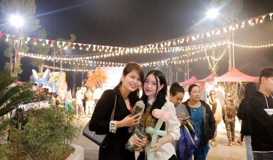 """Danko Square - Sắc màu lễ hội Châu Âu"""" lần đầu tiên xuất hiện tại Thái Nguyên"""