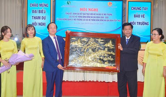 Tổng kết, đánh giá kết quả thực hiện Đề án BVMT lưu vực hệ thống sông Đồng Nai
