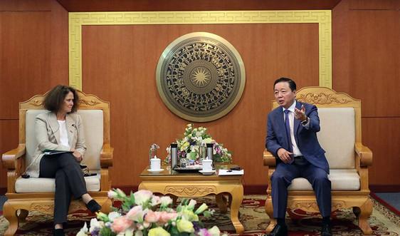 Mở rộng hợp tác cùng WB để Việt Nam phát triển bền vững