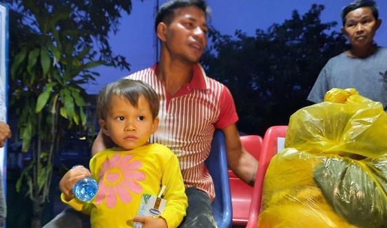 Sạt lở ở Quảng Nam: Nghẹn ngào lời kể của những người thoát nạn