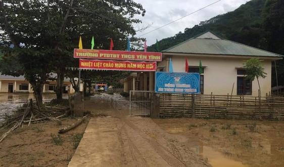 Nghệ An: Tiếp tục cho học sinh nghỉ học