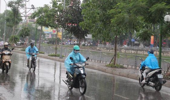 Dự báo thời tiết ngày 1/11: Trung Bộ mưa giảm dần