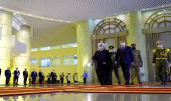 Iran áp dụng các hạn chế mới chống COVID-19