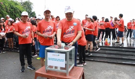 PJICO ủng hộ gần 1 tỷ đồng tiếp sức miền Trung vượt bão lũ