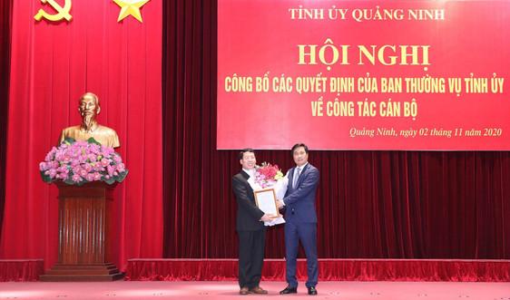 Sở Tài nguyên và Môi trường Quảng Ninh có tân Giám đốc