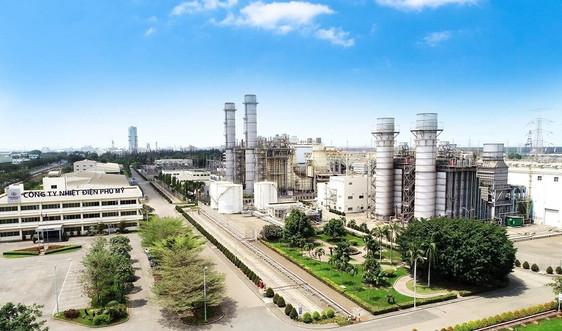 Công ty Nhiệt điện Phú Mỹ đạt cột mốc  sản lượng 300 tỷ kWh điện