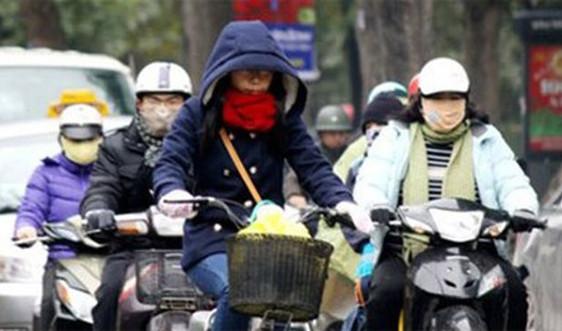 Thời tiết ngày 2/11: Không khí lạnh tăng cường, Bắc Bộ mưa lạnh