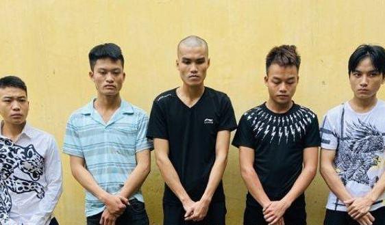 Thanh Hóa: Bắt 5 đối tượng dùng hung khí cướp xe máy trên đường Hồ Chí Minh