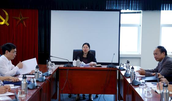 Sẽ ban hành Thông tư quy định kỹ thuật về mô hình cấu trúc, nội dung CSDL nền địa lý quốc gia