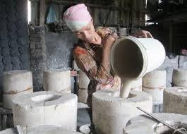 Tạo lập các làng nghề xanh bằng sản xuất sạch