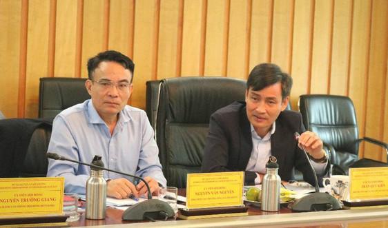 Bộ TN&MT thẩm định 2 Đề án thăm dò khoáng sản tại Phú Thọ và Nghệ An