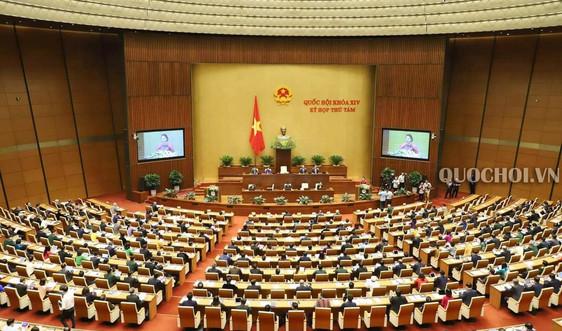 Dự án Luật Bảo vệ môi trường (sửa đổi): Đủ điều kiện trình Quốc hội thông qua