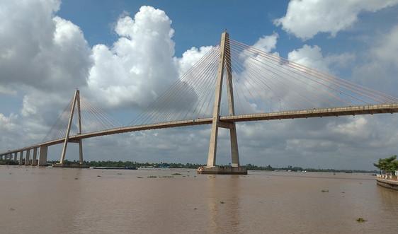 Phê duyệt Dự án xây dựng công trình cầu Rạch Miễu 2 trị giá trên 5.000 tỷ đồng