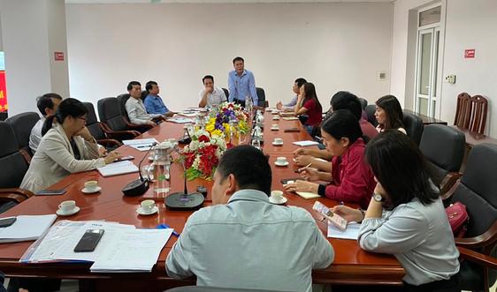 Bộ TN&MT tổ chức đoàn phóng viên tìm hiểu thực tế tại Thái Nguyên