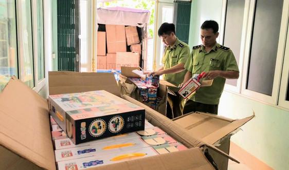 Lào Cai: Tăng cường quản lý hàng hóa thương mại dịp Tết Nguyên đán