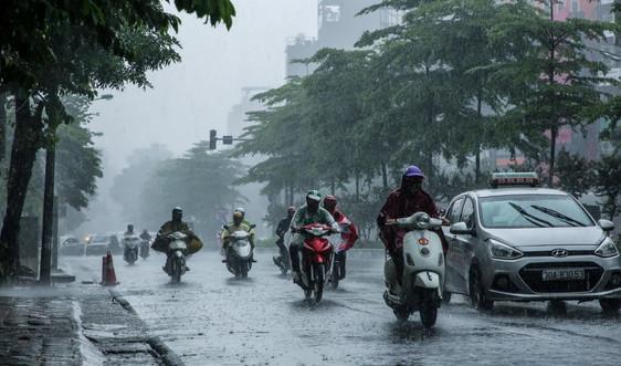 Dự báo thời tiết ngày 6/11: Nhiều nơi mưa to đến rất to