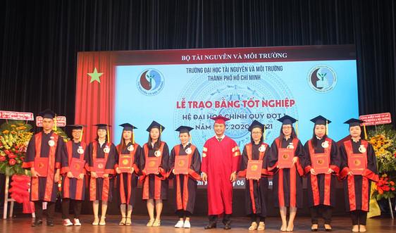 Trường Đại học TN&MT TP.HCM khai giảng năm học 2020-2021