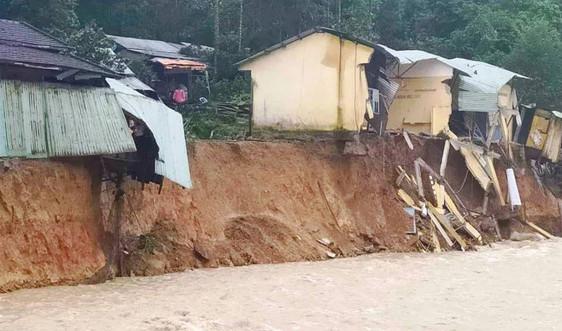 Lũ quét kinh hoàng, thêm một ngôi làng ở Trà Leng (Quảng Nam) bị xóa sổ