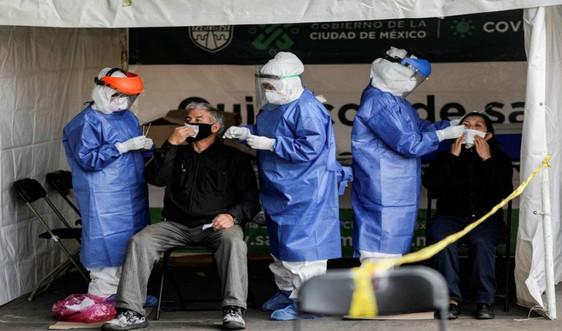 2 bang của Mexico nâng mức cảnh báo COVID-19 lên cao nhất