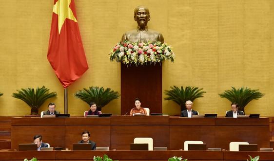 Quốc hội bước sang ngày thứ 2 tiến hành chất vấn và trả lời chất vấn