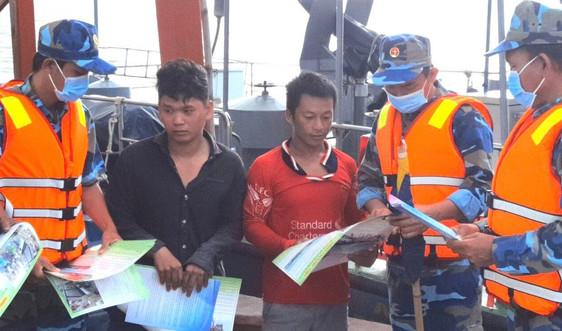 Biên phòng Bến Tre – điểm tựa giúp ngư dân vươn khơi bám biển