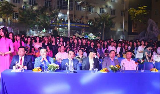 Ấn tượng Gala chào tân sinh viên Trường Đại học Tài nguyên và Môi trường Hà Nội 2020