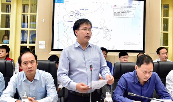 Mưa tăng mạnh do bão số 12, tập trung từ Quảng Trị đến phía Bắc tỉnh Khánh Hoà