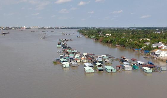 An ninh nguồn nước cho đồng bằng sông Cửu Long