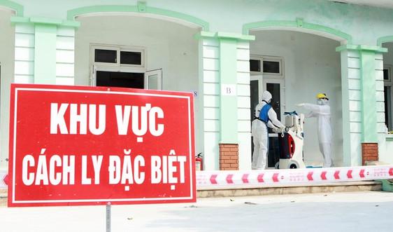 Bệnh nhân nhập cảnh từ Angola mắc COVID-19, Việt Nam có 1.216 ca