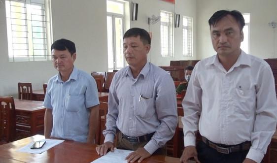 Thanh Hóa: Nguyên cán bộ xã lĩnh án vì lập khống hồ sơ đất đai