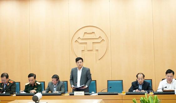 Hà Nội quy định 5 địa điểm không được vào nếu không đeo khẩu trang