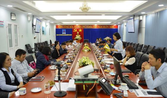 BSR gặp mặt Cộng tác viên pháp lý nhân Ngày Pháp luật Việt Nam