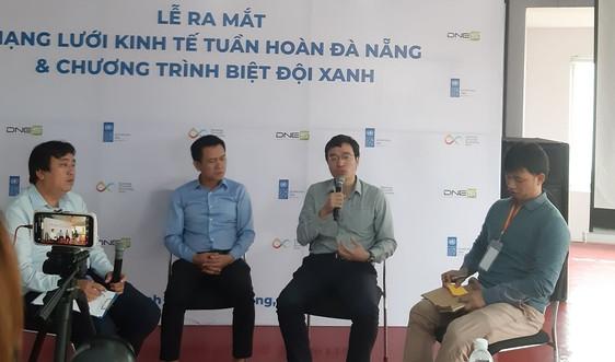 Mạng lưới Kinh tế Tuần hoàn hỗ trợ Đà Nẵng giảm thiểu chất thải rắn