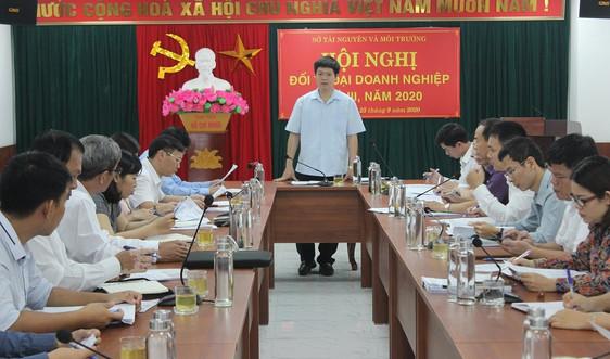 Sở TN&MT Sơn La chuẩn bị tổ chức đối thoại với tổ chức, cá nhân về thủ tục hành chính