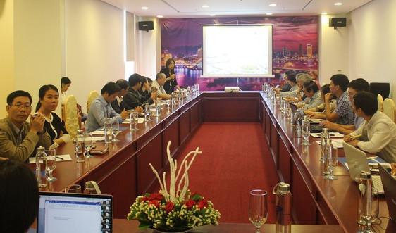Đà Nẵng: Góp ý Dự án Chung tay Hành động bảo vệ nguồn nước